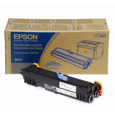 Epson C13S050523 Black Original Tonerkassette Epson AcuLaser M 1200   InkNu