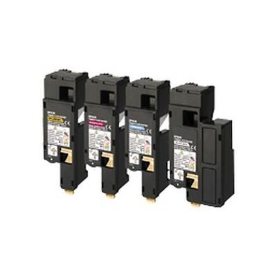 Epson C13S050614 Black Kompatibel Tonerpatron Epson AcuLaser C 1700 | InkNu