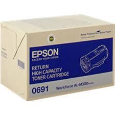 Epson C13S050691 Black Original Tonerkassette Epson AcuLaser M 2300 | InkNu