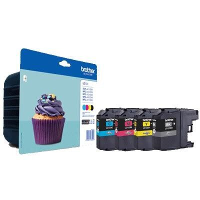 Brother LC-123 Valuepack Original Brother DCP-J 132 | InkNu
