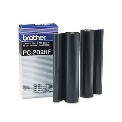 Brother PC202RF Original Farvebånd 2-2pack Brother Fax 1010 | InkNu