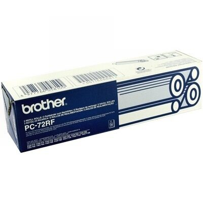 Brother PC72RF Original Farvebånd 2-pack Brother Fax T 102 | InkNu