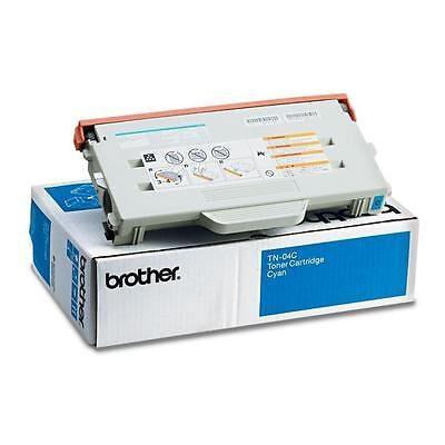 Brother TN-04C Cyan Original Tonerpatron (UDGÅET) Brother HL-2700 | InkNu