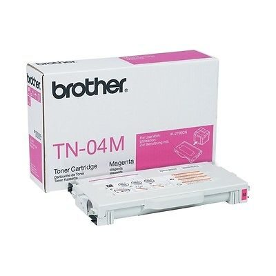 Brother TN-04M Magenta Original Tonerpatron (UDGÅET) Brother HL-2700 | InkNu
