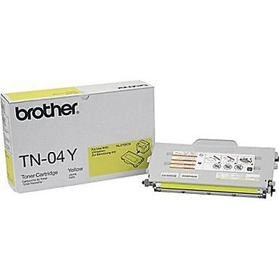 Brother TN-04Y Yellow Original Tonerpatron (UDGÅET) Brother HL-2700 | InkNu