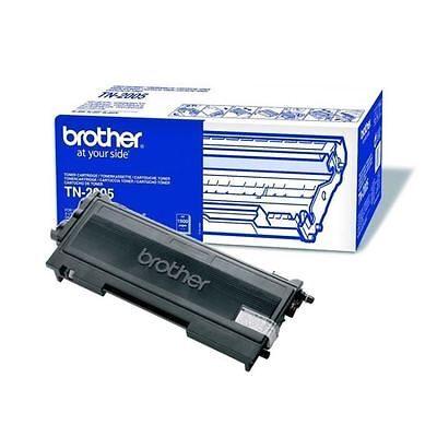 Brother TN-2005BK Black Original Tonerkassette (UDGÅET) Brother HL-2035 | InkNu