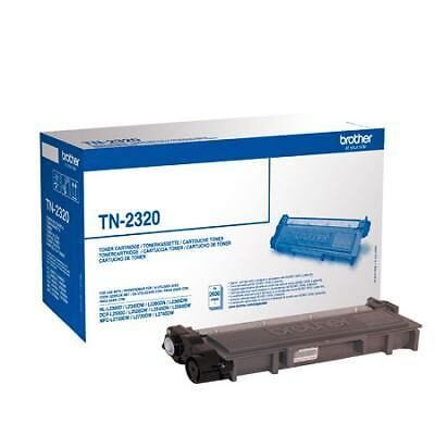 Brother TN2320 Black Original Toner Brother DCP-L 2320 | InkNu