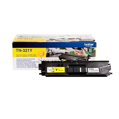 Brother TN-321Y Yellow Original Tonerkassette Brother DCP-L 8400 | InkNu