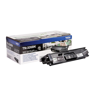 Brother TN-326BK Black Original Tonerkassette Brother DCP-L 8400 | InkNu