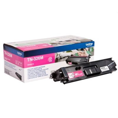 Brother TN-326M Magenta Original Tonerkassette Brother DCP-L 8400 | InkNu