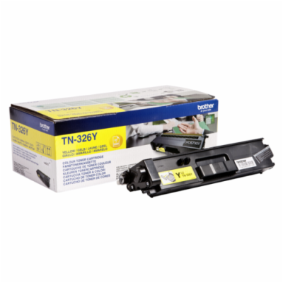 Brother TN-326Y Yellow Original Tonerkassette Brother DCP-L 8400 | InkNu