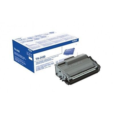 Brother TN-3430BK Black Original Tonerkassette Brother DCP-L 5500 | InkNu