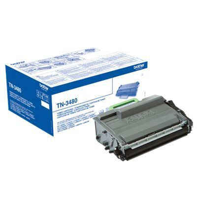 Brother TN-3480BK Black Original Tonerkassette Brother DCP-L 5500 | InkNu