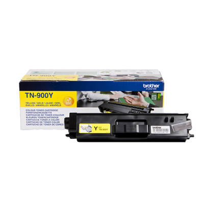 Brother TN-900Y Yellow Original Tonerkassette Brother HL-L 9200 | InkNu