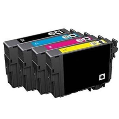 Epson 502XL Multipack 4-Farver Kompatibel Pakke 60ml Epson Expression Home XP 5100 | InkNu