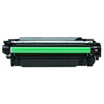 HP CE250A/X Black Kompatibel Tonerpatron HP Color LaserJet CM 3530 | InkNu