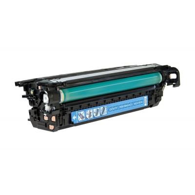 HP CE261A Cyan Kompatibel Tonerpatron HP Color LaserJet CP 4025 | InkNu