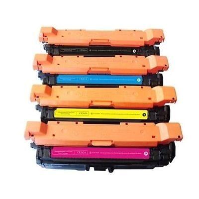 HP CE270A Black Kompatibel Tonerpatron HP Color LaserJet CP 5525 | InkNu