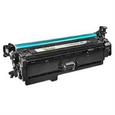 HP CE264X Black Kompatibel Tonerpatron HP Color LaserJet CM 4540 | InkNu