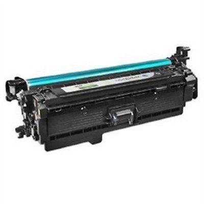 HP CE264X Black Kompatibel Tonerpatron HP Color LaserJet CM 4540   InkNu