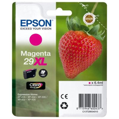 InkNu Epson 29XL Magenta Original Blækpatron