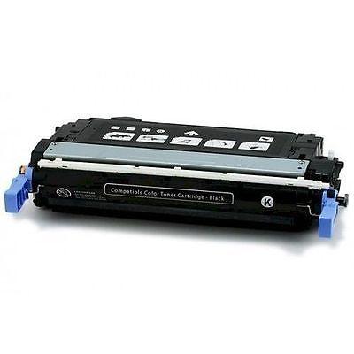 HP CB400A Black Kompatibel Tonerpatron HP Color LaserJet CP 4005 | InkNu