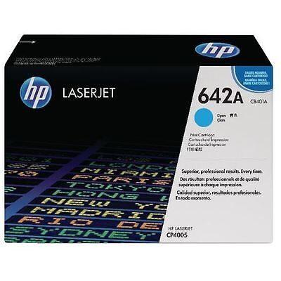 HP CB401A Cyan Original Tonerpatron (UDGÅET) HP Color LaserJet CP 4005 | InkNu