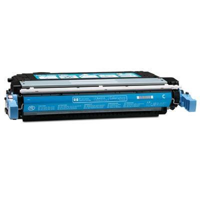 HP CB401A Cyan Kompatibel Tonerpatron HP Color LaserJet CP 4005 | InkNu