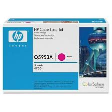 HP Q5953A Magenta Original Tonerpatron HP Color LaserJet 4700 | InkNu