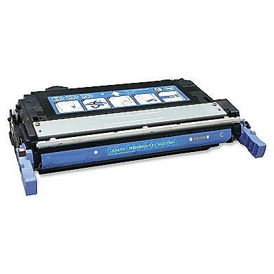 HP Q6461A Cyan Kompatibel Tonerpatron HP Color LaserJet 4730 | InkNu