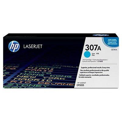 HP CE741 Cyan Original Tonerpatron HP Color LaserJet CP 5220 | InkNu