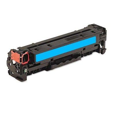 HP CE741 Cyan Kompatibel Tonerpatron HP Color LaserJet CP 5220 | InkNu