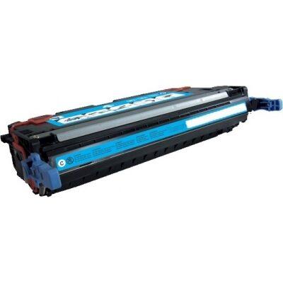 HP Q7581A Cyan Kompatibel Tonerpatron HP Color LaserJet 3800 | InkNu