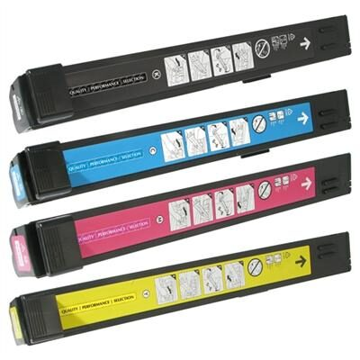 HP CB382A Yellow Kompatibel Tonerpatron HP Color LaserJet CM 6030 | InkNu