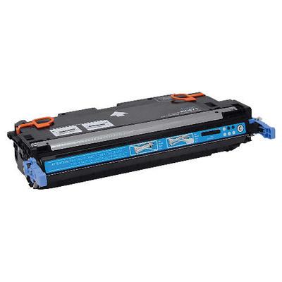 HP C9721A Cyan Kompatibel Tonerpatron HP Color LaserJet 4600   InkNu