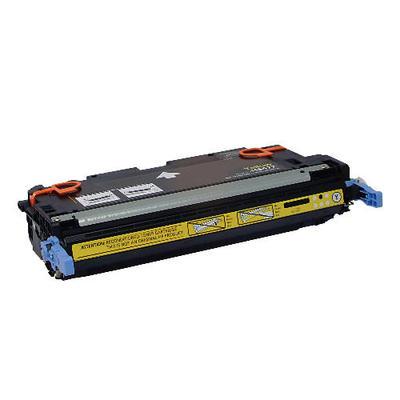 HP C9722A Yellow Kompatibel Tonerpatron HP Color LaserJet 4600 | InkNu