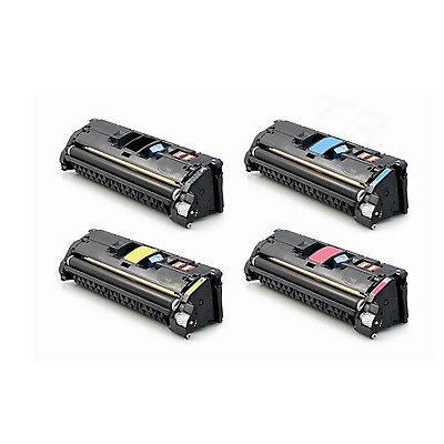 HP C3963AY Yellow Kompatibel Tonerpatron HP Color LaserJet 1500 | InkNu