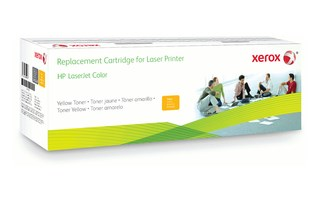 Xerox Q6462A Yellow Original Tonerpatron 12.000 Sider HP Color LaserJet 4730 | InkNu