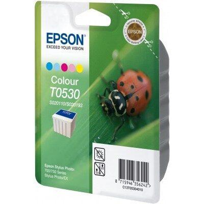 Epson T0530 Farve Original Blækpatron (UDGÅET) Epson Stylus Photo | InkNu
