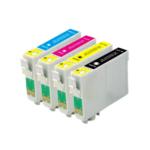 Inknu Epson T1281-T1284 Serie Kompatibel Produkt