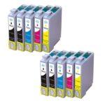 Epson T-1291T1295 Kompatibel 10stk