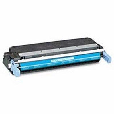 HP C9731A Cyan Kompatibel Tonerpatron HP Color LaserJet 5500   InkNu