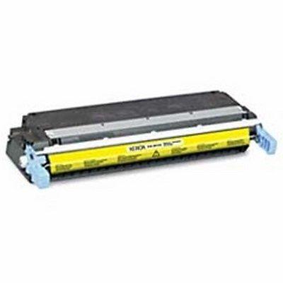HP C9732A Yellow Kompatibel Tonerpatron HP Color LaserJet 5500 | InkNu