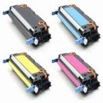 InkNu HP Q6470A Q6471A Q6472A Q6473A Kompatibel Toner