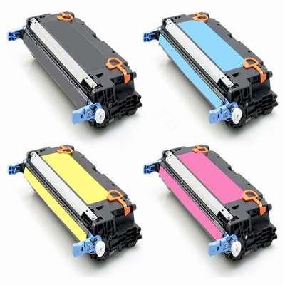 HP Q6472A Yellow Kompatibel Tonerpatron HP Color LaserJet 3600 | InkNu