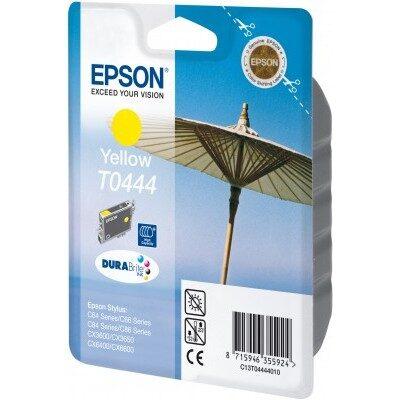 Epson T0444 Yellow Original Blækpatron (UDGÅET) Epson Stylus C 64 | InkNu