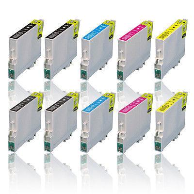 Epson T0612 Cyan Kompatibel Blækpatron Epson Stylus D 68 | InkNu