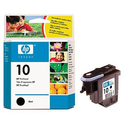 InkNu HP 10 Black Blækpatron Original Produkt