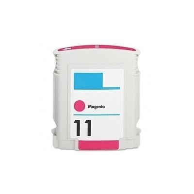 HP 11 Magenta Kompatibel Blækpatron HP DesignJet 10 | InkNu