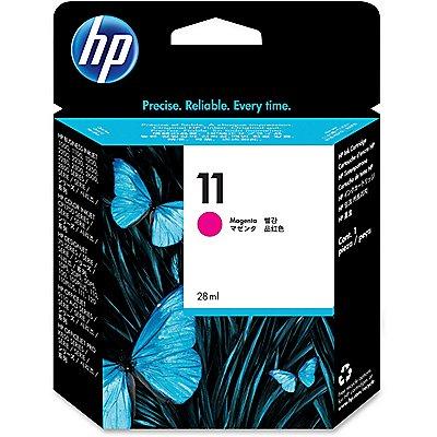 InkNu HP 11 Magenta Printhovede Original Produkt